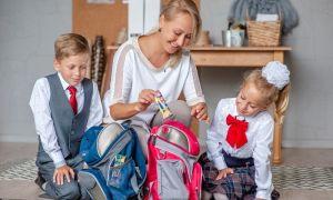 Выплаты, которые полагаются школьникам из многодетных и малоимущих семей